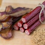 Timber Ridge Beef Morning Sizzle Sticks - Applewood Smoked Bacon Flavor