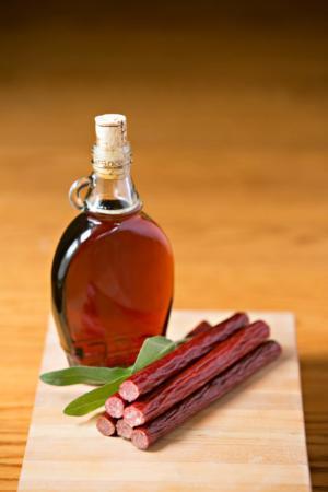 Timber Ridge Beef Sunrise Sticks - Maple/Sage Flavor